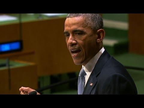Obama: Bigger nations shouldn't bully smaller ones
