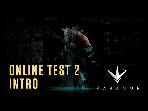 Paragon - Gameplay Updates For Alpha Testers - Online Test 2