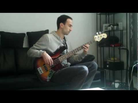 Bob Marley Zion Train Cover Bass