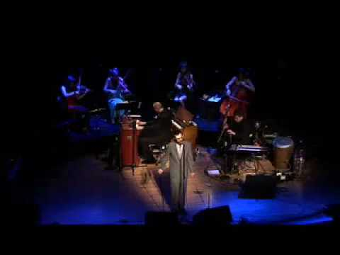 Eels With Strings Live At Town Hall Nyc - Bus Stop Boxer video