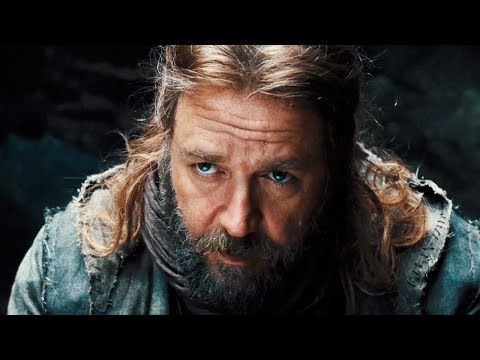 Noah Trailer 2014 Official - Russell Crowe, Emma Watson Movie [HD]