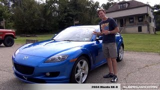 Review: 2004 Mazda RX-8