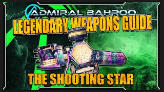 Borderlands The Pre-Sequel: The Shooting Star - Legendary Items Guide