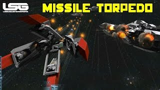Space Engineers - Starstreak Missile Torpedo