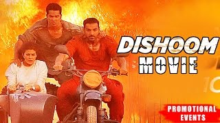 Dishoom Movie (2016) | John Abraham, Varun Dhawan, Jacqueline Fernandez | Promotional Events