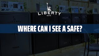 Where Can I See a Safe in Person?