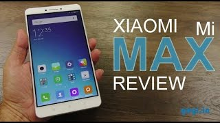 Xiaomi Mi Max review in 5 minutes