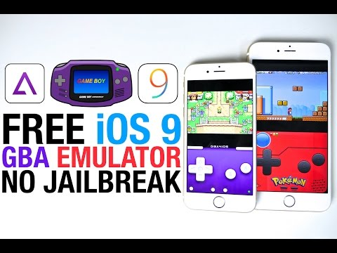 GBA emulator for iOS