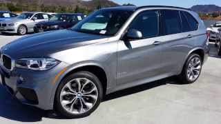 NEW BMW X5 New body style with 20 inch wheels!  Car Review