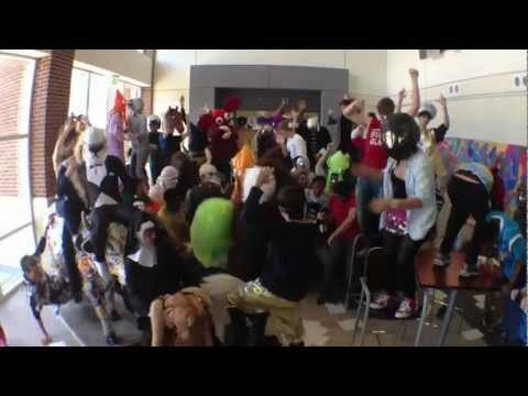 Harlem Shake - Atlanta International School