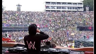 Alan Walker Tomorrowland Belgium 2018