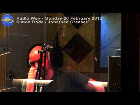 Radio Wey - Monday 20 February 2012