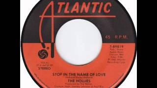 Watch Hollies Stop In The Name Of Love video