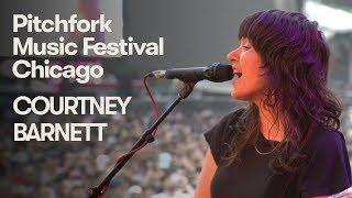 Courtney Barnett - 「Pitchfork Music Festival 2018」フルライブ映像58分を公開 thm Music info Clip