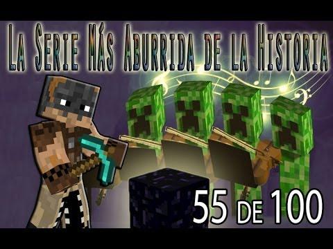 LA SERIE MAS ABURRIDA DE LA HISTORIA - Episodio 55 de 100 - Poblado