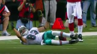 Football Catches Using Legs