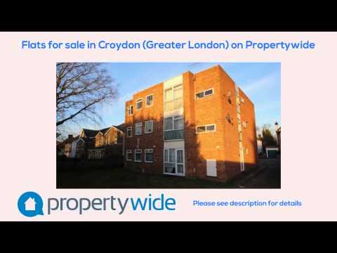 Flats for sale in Croydon (Greater London) on Propertywide