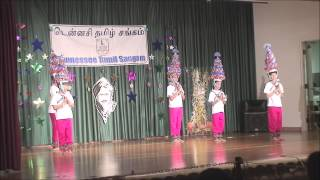 2014PongalDance-Karakattam