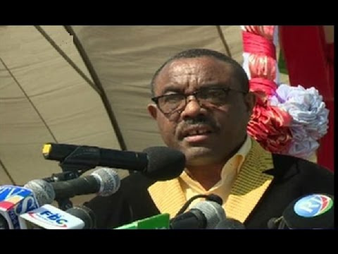 Prime Minister Hailemariam Desalegn speech at Nations, Nationalities and People's (NNP) day