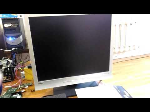 Как сделать чтобы работал монитор и телевизор