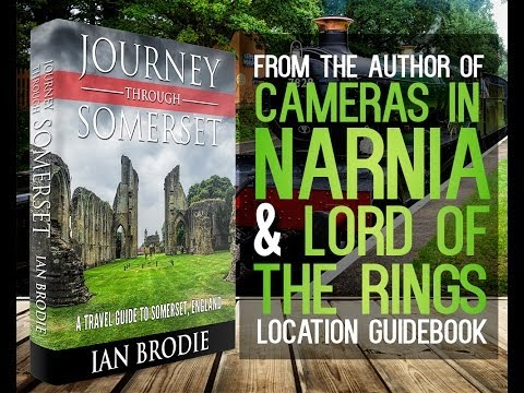 Ian Brodie's Journey Through Somerset England Travel Guide Photo Book