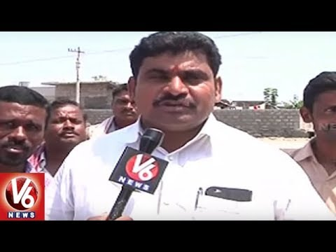 Special Report | Pulichintala Project Oustees Seek Better Package | V6 News