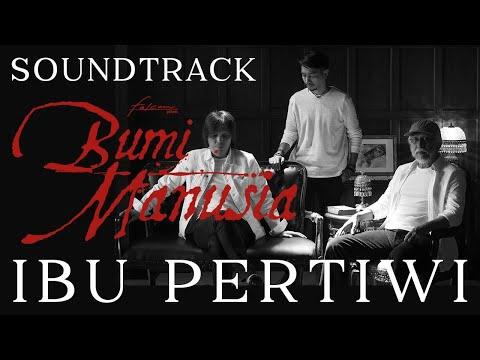 "Official Music Video "" Ibu Pertiwi ""   OST Bumi Manusia   Iwan Fals - Once Mekel - Fiersa Besari"