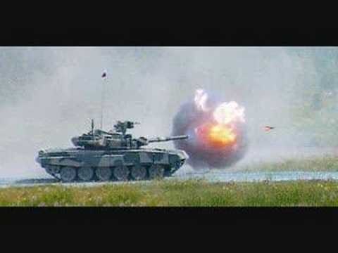 T-90 and T-80: best tanks in the world