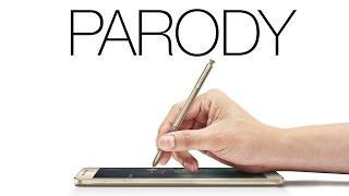 Samsung Galaxy Note 5 Parody!