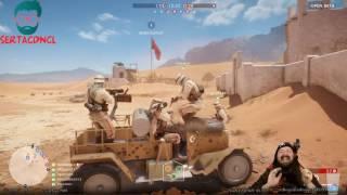 Yabancı Yayıncı Battlefield 1 Oynarken Mehter Marşı Dinliyor