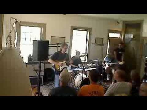 Sonny Landreth Parlor Session - WKZE 98.1 Red Hook, NY 8.3.12