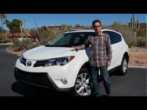 2013 Toyota Rav4 Review