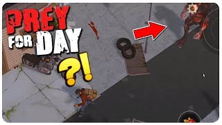 Zombie BOSS in Junk Yard? PVP Scumbaggery! - Prey Day Survival Gameplay #3