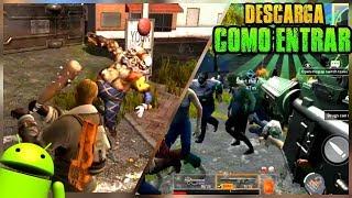 NUEVA DESCARGA - Zombie Shooter: Multiplayer Doomsday (Actualizacion Code Z  apk) Android Gameplay
