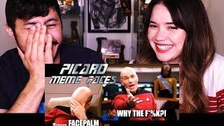 HONEST TRAILERS - STAR TREK: THE NEXT GENERATION | Reaction!
