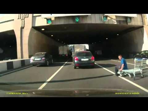 Абсурд на дороге!!!
