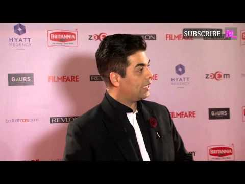 60th Filmfare Awards 2014 – 15 | Karan Johar