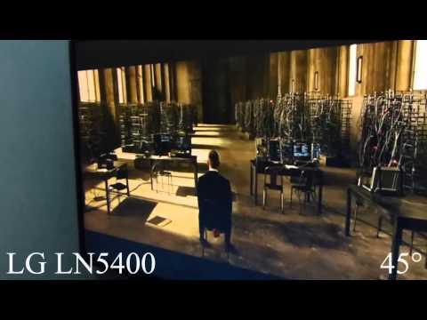 LG LN5400 Viewing Angle