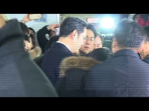 Samsung heir quizzed as suspect in Park scandal #1