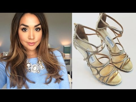 Wedding Updates Vlog | My Shoes, Decor, Something Blue!