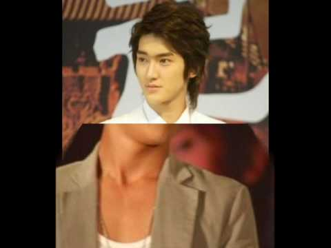 Handsome Asian Men
