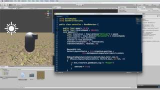 How to code a double-jump with Unity 5