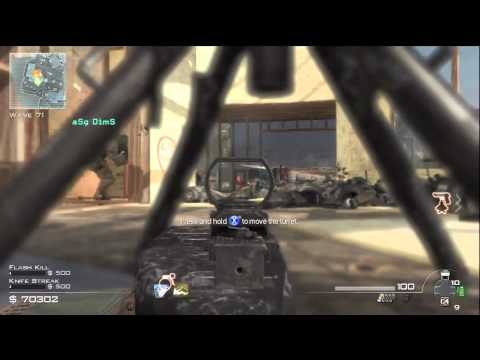 MW3: Black Box wave 72 Survival Mode Strategy - TheRelaxingEnd & aSg Dims