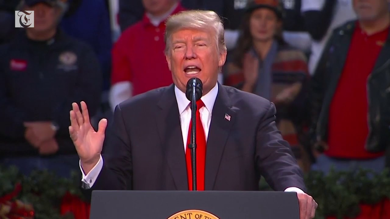 Trump urges Alabama voters to back Roy Moore