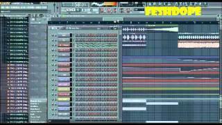 Alexandra Stan - Mr. Saxobeat Remix in FL Studio DOWNLOAD ACAPELLA