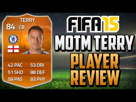 Fifa 15 MOTM Terry Review (84) w/ In Game Stats & Gameplay - Fifa 15 Player Review