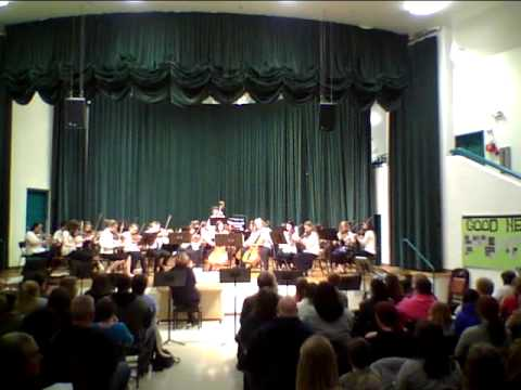 Sunridge Middle School Orchestra Concert