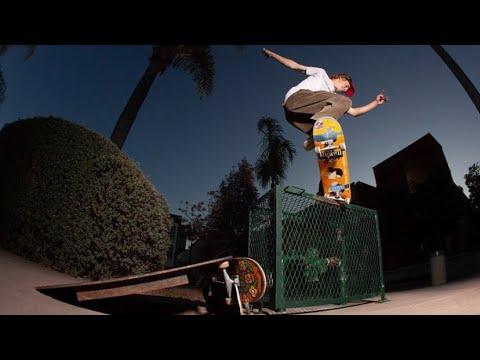 Travis Harrison Skates The Hole-y Grails | Krux Trucks