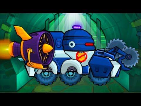 Car Eats Car 3 Машина ест машину / Хищные машины #40 летсплей про машинки как мульт Drive Ahead #МК
