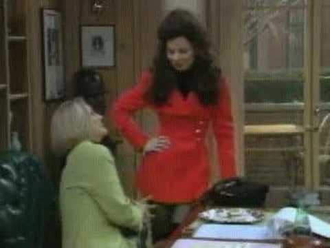 Fran Drescher The Nanny promo video